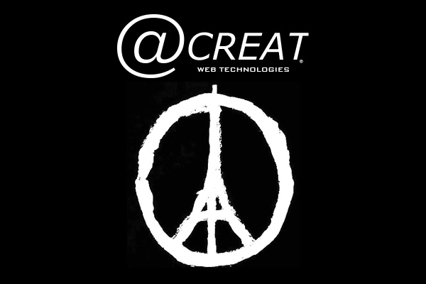 ACREAT PRAY FOR PARIS